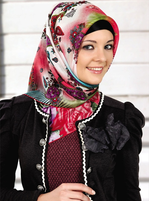 Hijab styles and fashions stylish islamic clothing Hijab fashion trends style turkish