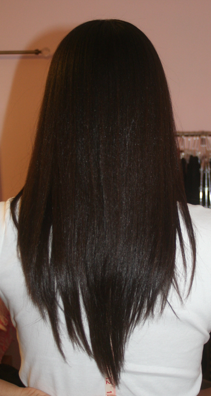 ... hair front view step cutting styles 2013 u shaped hair cutting styles