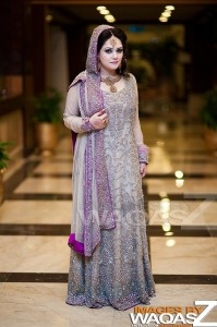 Bridal walima dresses 2013