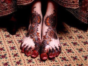 Bridal mehndi designs new