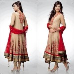 Anarkali frocks designs 2013