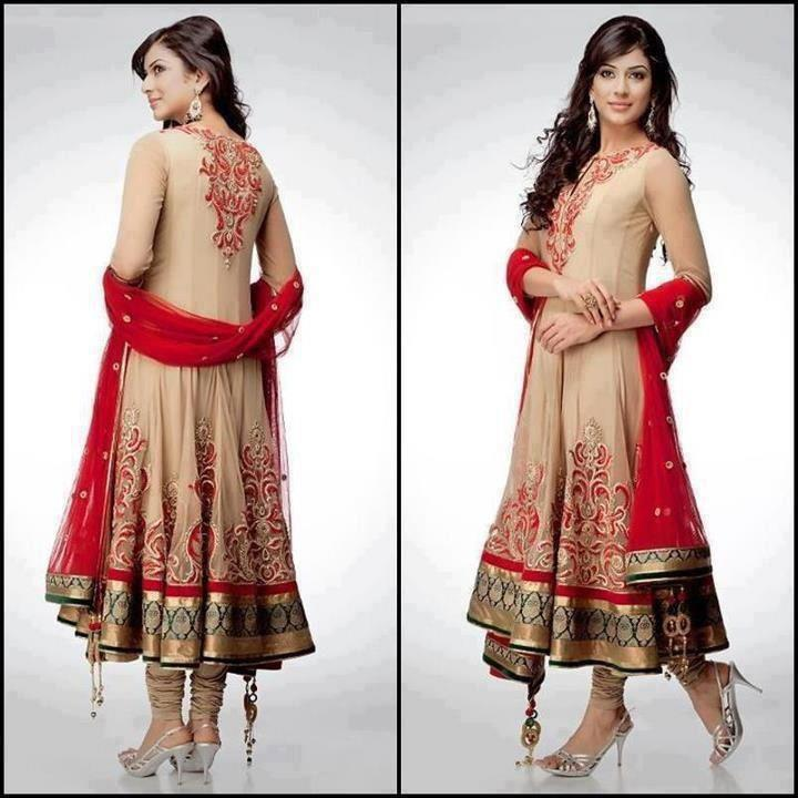Frock Designs For Girls Pakistani Frock Designs