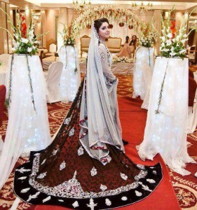 Bridal dresses 2013 for walima