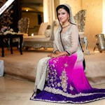 Bridal wedding gown designs in Pakistan