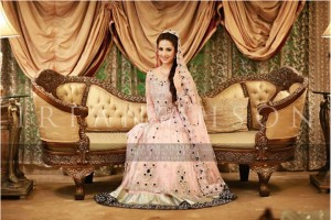 Bridal walima dresses collection 2013