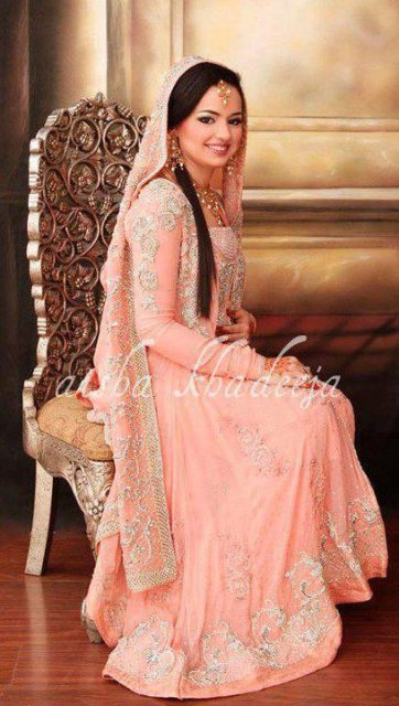 New Engagement Dresses Collection 2016 By Pakistani Designers