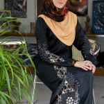 Fancy jilbab designs 2013