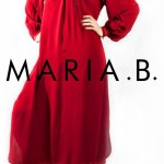 Girls kurta designs by Maria B.