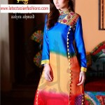 Girls kurta designs by Zahra Ahmed