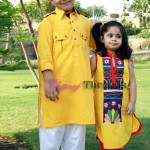 Kids kurta designs in Pakistan