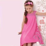 Kids summer frocks 2013