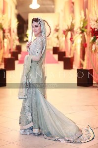 Latest bridal dresses for walima