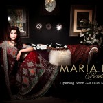 Latest collection of bridal dresses by Maria B.