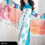 Latest collection of summer dress designs paksitan