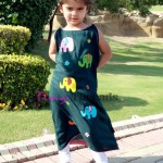 Latest designs of kids summer dresses