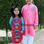 Latest kids kurta designs 2013