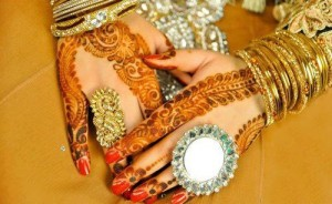 Latest stylish bridal mehndi designs