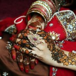 Latest trends in bridal mehndi designs