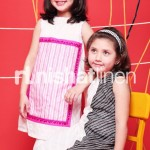 Nishat linen kids summer cloths 2013