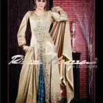 Open shirt party wear dresses 2013