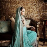 Bridal engagement dresses in Pakistan
