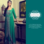 Pakistani designers party wear dresses