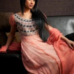 Pakistani formal dresses collection 2013