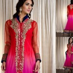 Pakistani formal dresses for girls