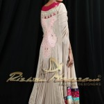 Rizwan moazzum party wear dresses 2013