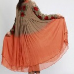 Stylish frock designs 2013