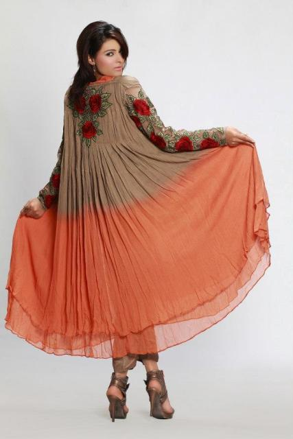 Party Dress for Girls in Pakistan