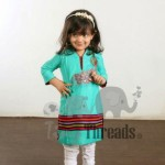 Stylish kids kurta designs 2013 summer collection