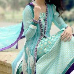 Latest open shirt dresses collection 2013