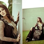 Pakistani formal dresses 2013– Party wear dresses collection