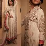 Latest designs of white formal dresses for girls