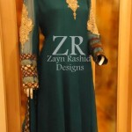 Zayn Rashid designers party wear dresses