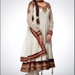 Anarkali frock designs for girls