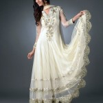 Fancy frock designs 2013