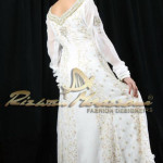latest designs of designers party wear dresses 2013