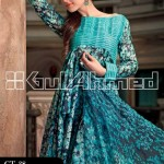latest designs of summer dresses in Pakistan