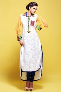 pakistani pocket kurta designs