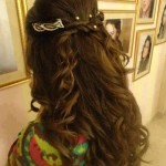 Easy long hairstyles 2013