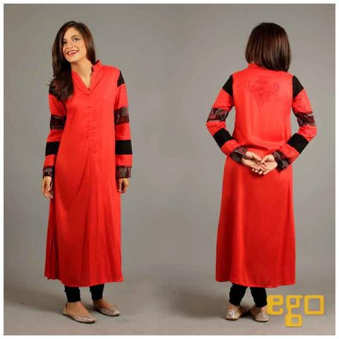 Metro Shoes Winter Collection 2013 Ego kurta collection 2...