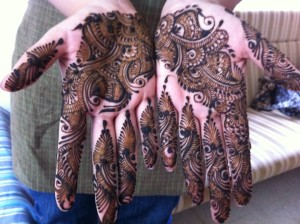 Eid mehndi design patterns 2013