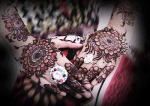 Eid mehndi designs for girls 2013
