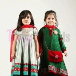 Kids eid dresses