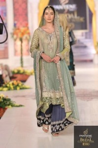Latest Wedding Dress Sharara Designs 2013
