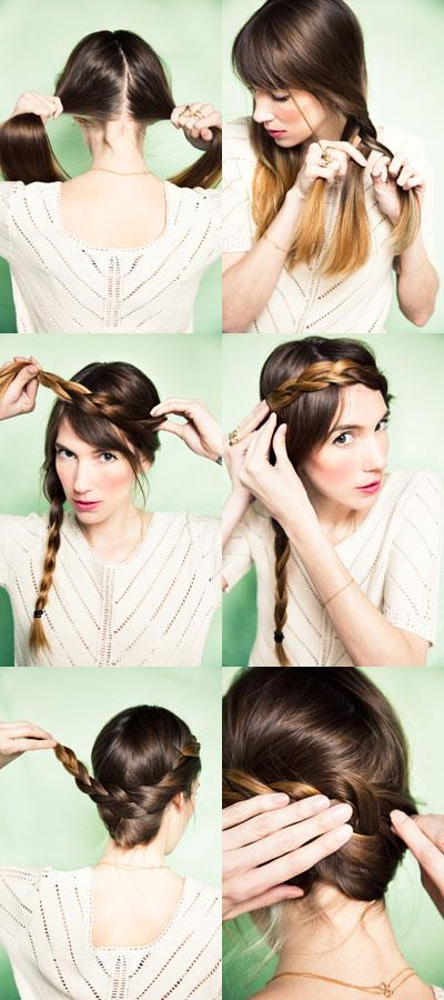 Latest quick easy hairstyles 2013