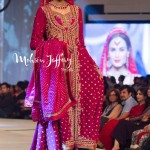 Pentene bridal couture week zaheer Abbas collection