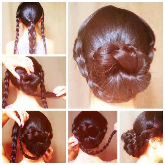 Quick easy hairstyles for summers